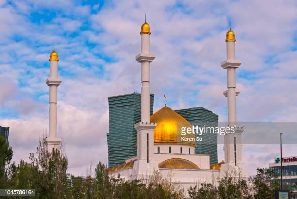 Nur Mosque, Astana, Kazakhstan