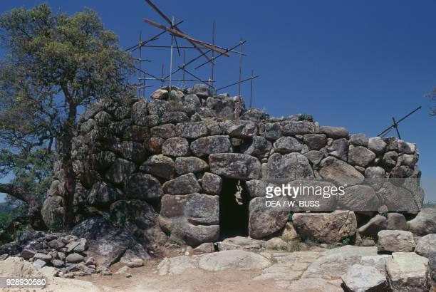 Nuraghe Maiori Tempio Pausania Italy Nuragic civilization 2nd millennium BC