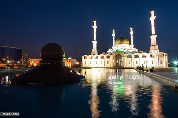 Nur-Astana Mosque at Astana