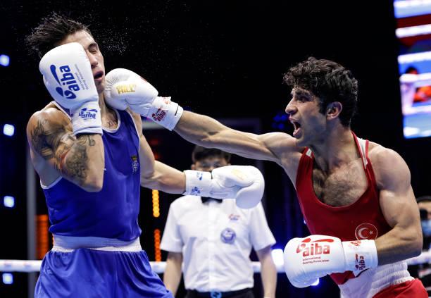 SRB: World Boxing Championships