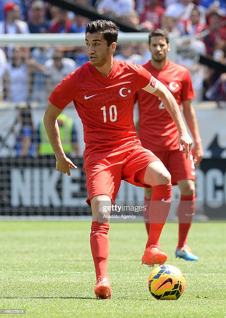 USA vs Turkey : News Photo
