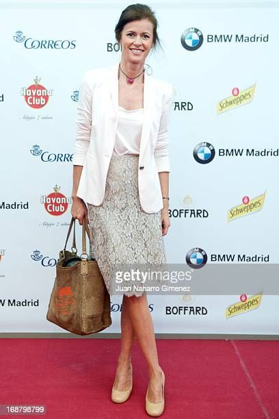 Nuria March attends VIP Arte Taurino Tour photocall at Espacio del Arte y La Cultura on May 15 2013 in Madrid Spain