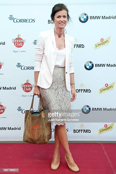 Nuria March attends 'VIP Arte Taurino Tour' photocall at Espacio del Arte y La Cultura on May 15 2013 in Madrid Spain