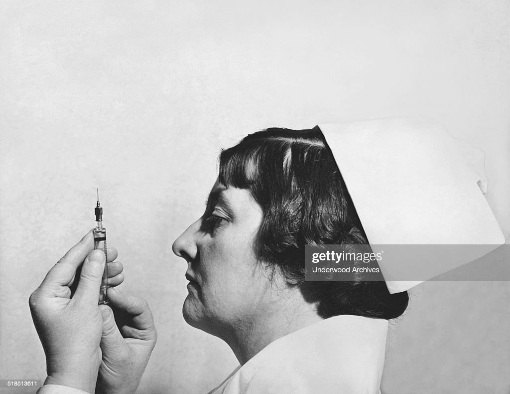 Insulin Cure For Insanity : News Photo