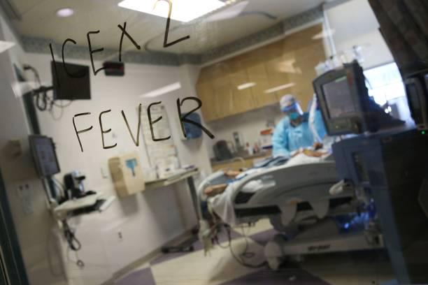 CA: Hospital In El Centro, California Copes With Area's Rise In Coronavirus Infections