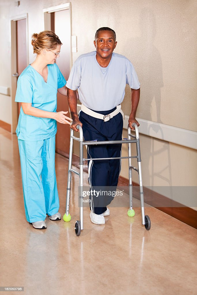 Hospital Orderly Stock Photos and Pictures | Getty Images