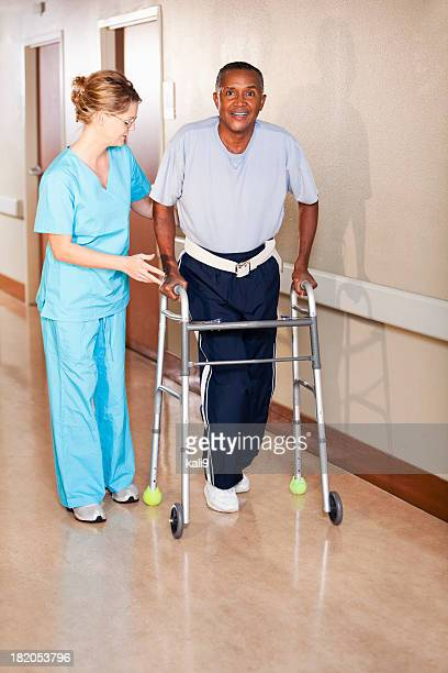 Hospital Orderly Stock Photos And Pictures Getty Images