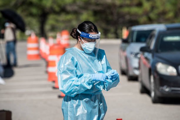TX: El Paso Receives Mobile Morgue Units As Texas Sees Spike In Coronavirus Infections