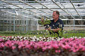 london england nursery manager mike jones