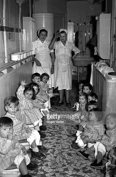 Nursery school France 1960 HA14656