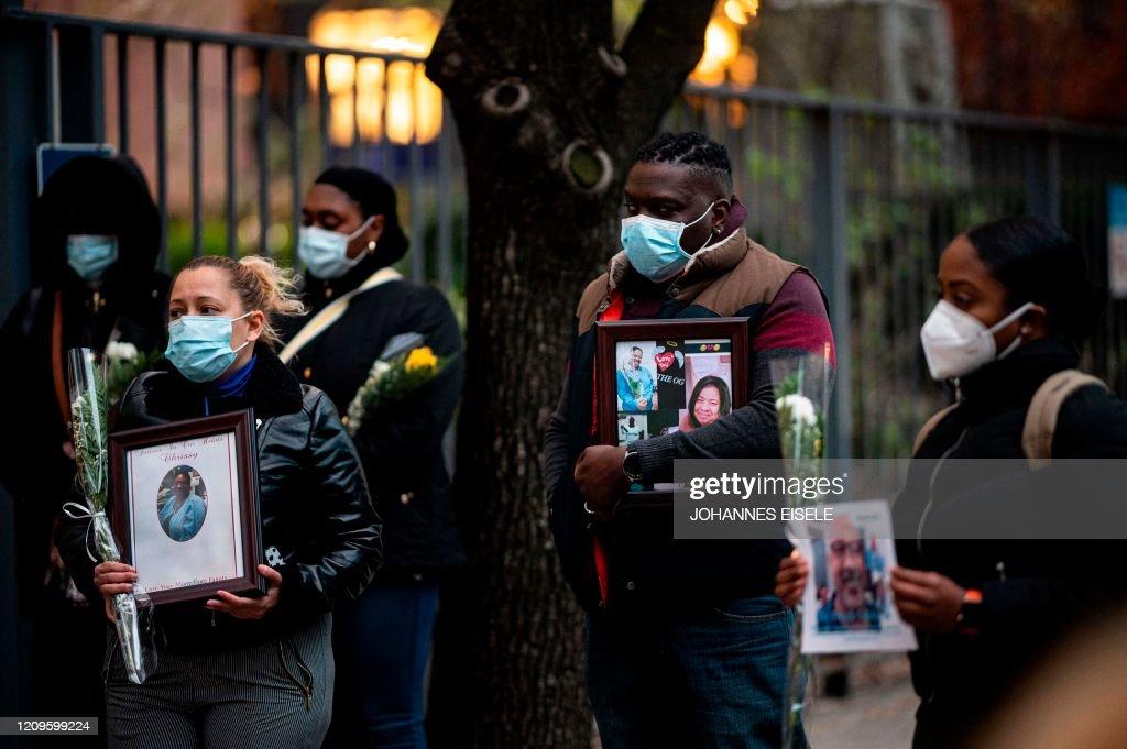 TOPSHOT-US-HEALTH-VIRUS : News Photo