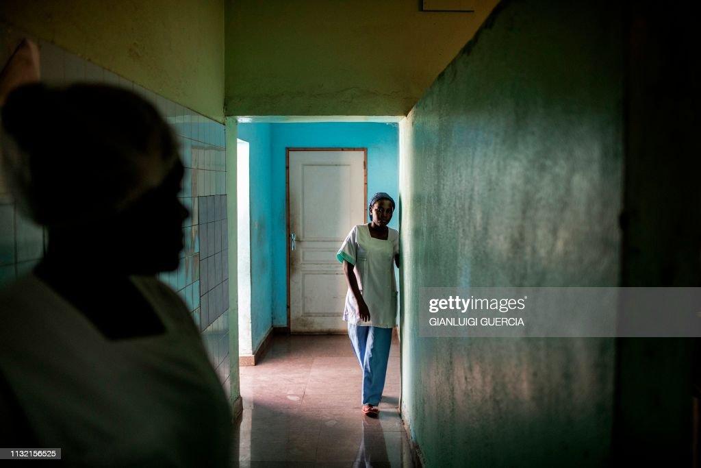 COMOROS-CHINA-POLITICS-ELECTIONS-HEALTH : News Photo
