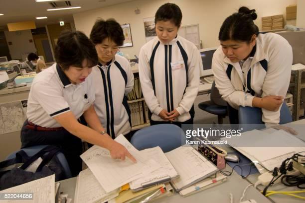 Nurses for Elderly Japanese