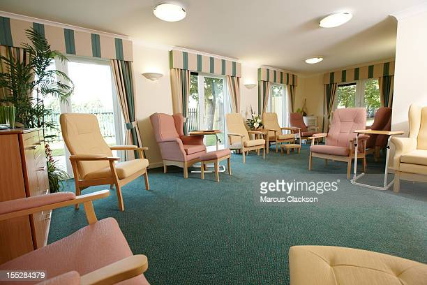 Nursing home living room
