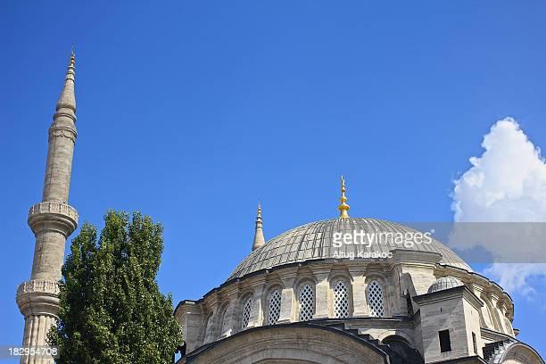 nuruosmaniye mosque - altug karakoc - fotografias e filmes do acervo