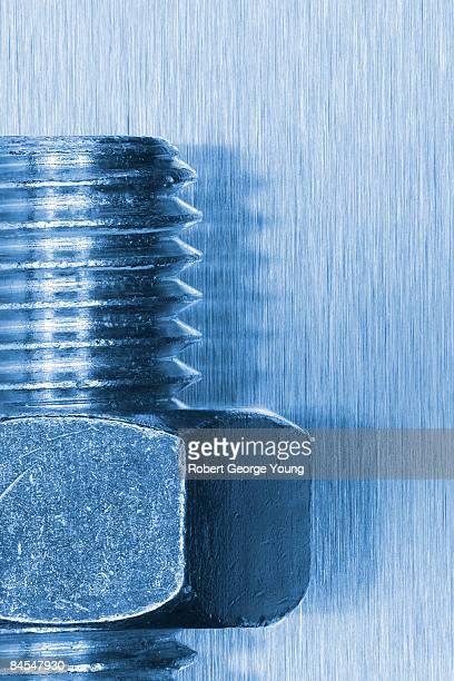nut and bolt, threads