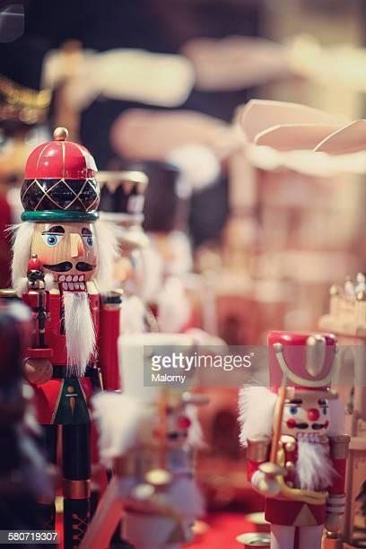 Nutcracker at Christmas Market