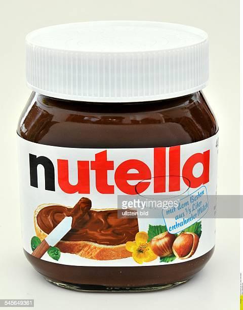 Nutella chocolate creame