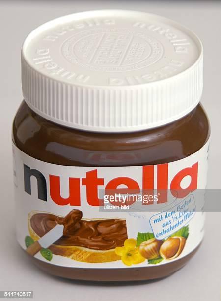 Nutella Schokocreme Brotaufstrich