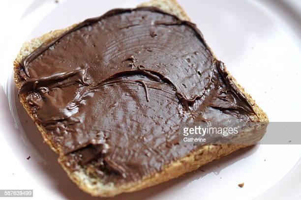 Nutella toast