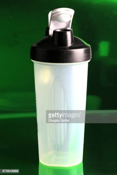 Nutrition and Health drink Bottle
