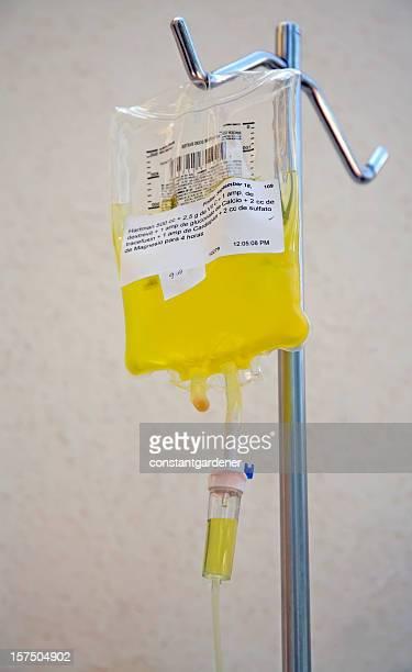 Gesunden Vitamin C intravenöse Infusion