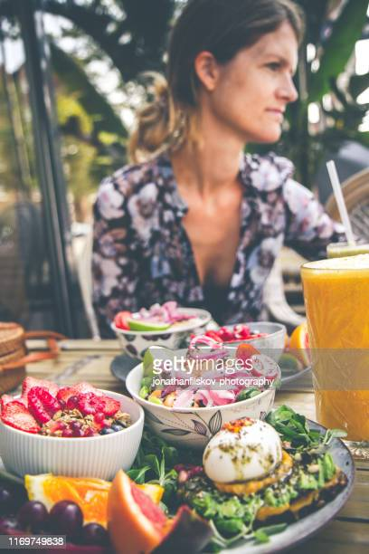 nutritious brunch - danish culture stock pictures, royalty-free photos & images