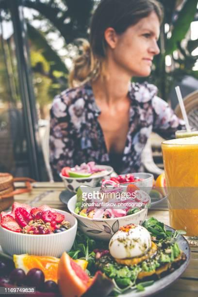 brunch nutriente - cultura danese foto e immagini stock