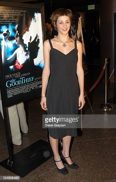 Nutsa Kukhianidze during Los Angeles Industry Screening Of Fox Searchlight Pictures' The Good Thief at Directors Guild of America in West Hollywood...