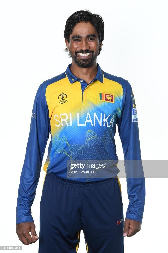GBR: Sri Lanka Portraits – ICC Cricket World Cup 2019