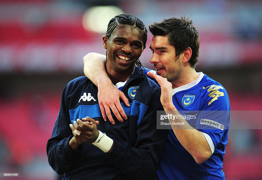 Tottenham Hotspur v Portsmouth - FA Cup Semi Final