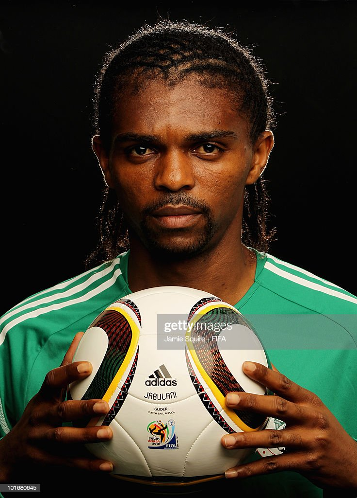 Nigeria Portraits - 2010 FIFA World Cup