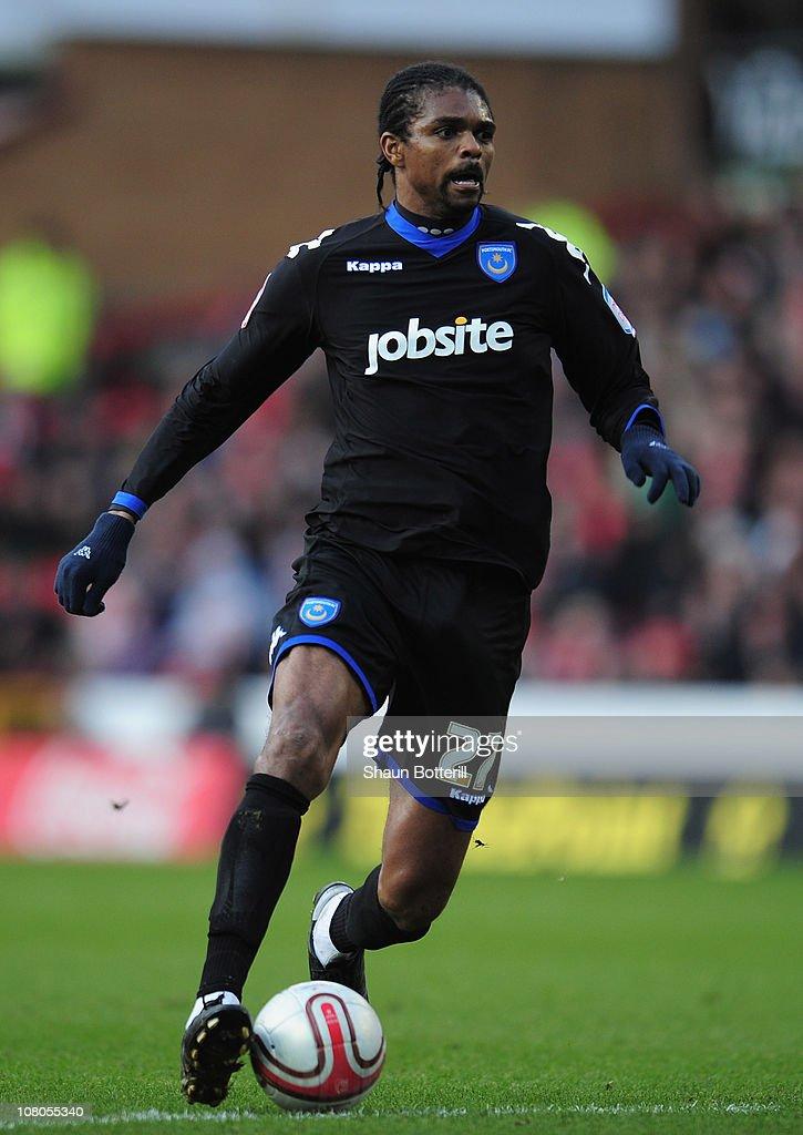 Nottingham Forest v Portsmouth - npower Championship