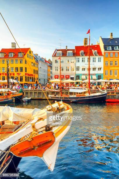Nyhavn canal, Copenhagen