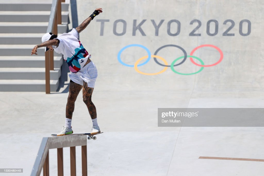 Skateboarding - Olympics: Day 2 : News Photo