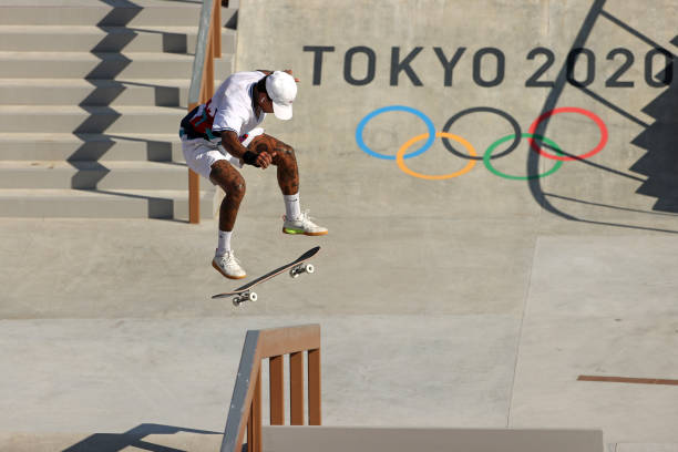 JPN: Skateboarding - Olympics: Day 2