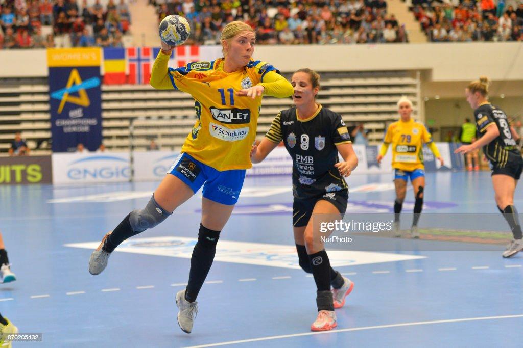 Csm Bucharest v Nykobing Falster - EHF Women's Champions League