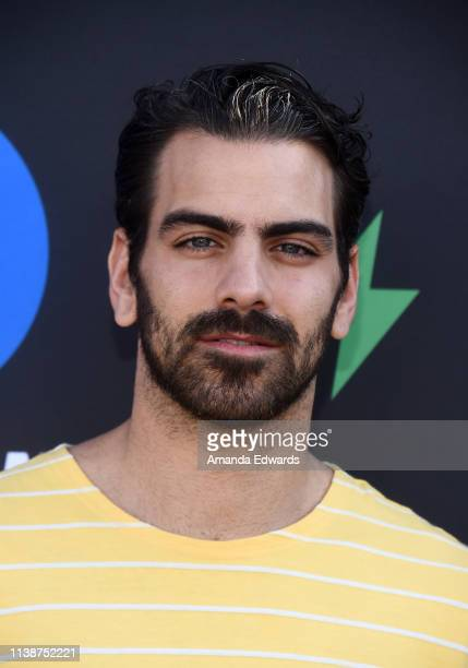 Nyle DiMarco arrives at the 2nd Annual Freeform Summit at Goya Studios on March 27 2019 in Los Angeles California
