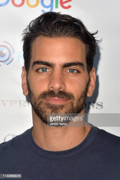 Nyle DiMarco attends Conroy Productions and Google Host their first ever Entertainment and Tech mashup event at Spruce Goose Hanger on April 06 2019...