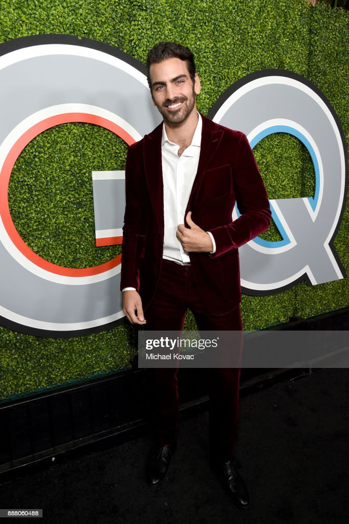 Nyle DiMarco attends the 2017 GQ Men of the Year party at Chateau Marmont on December 7, 2017 in Los Angeles, California.