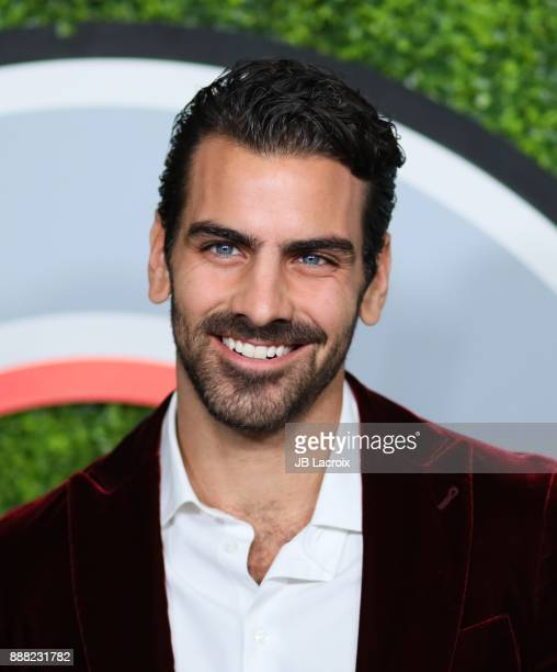 Nyle DiMarco attends the 2017 GQ Men of The Year Party on December 07 2017 in Los Angeles California