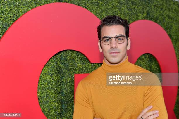 Nyle DiMarco attends the 2018 GQ Men of the Year Party at a private residence on December 6 2018 in Beverly Hills California