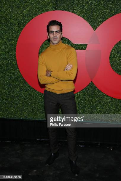 Nyle DiMarco attends the 2018 GQ Men Of The Year Party at Benedict Estate on December 6 2018 in Beverly Hills California