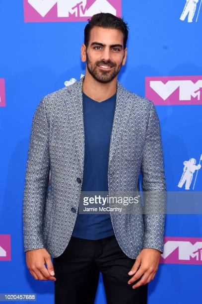 Nyle DiMarco attends the 2018 MTV Video Music Awards at Radio City Music Hall on August 20 2018 in New York City