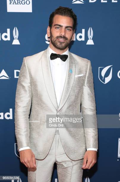 Nyle DiMarco attends the 29th Annual GLAAD Media Awards at The Hilton Midtown on May 5 2018 in New York City