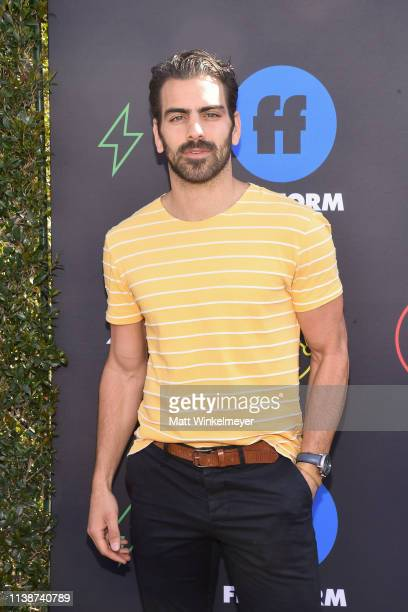 Nyle DiMarco attends the 2nd Annual Freeform Summit at Goya Studios on March 27 2019 in Los Angeles California