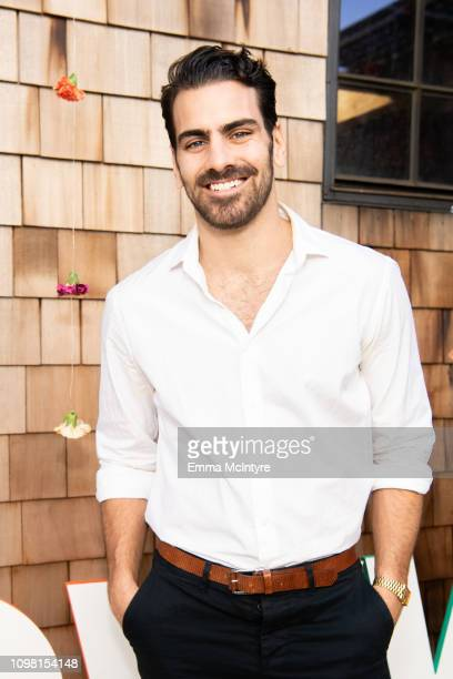 Nyle DiMarco attends the 3rd annual National Day of Racial Healing at Array on January 22 2019 in Los Angeles California