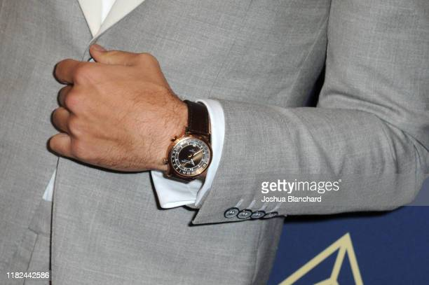 Nyle DiMarco attends the 40th Annual Media Access Awards In Partnership With Easterseals at The Beverly Hilton Hotel on November 14, 2019 in Beverly...