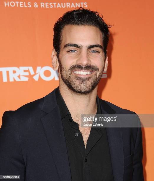 Nyle DiMarco attends The Trevor Project's 2017 TrevorLIVE LA at The Beverly Hilton Hotel on December 3 2017 in Beverly Hills California