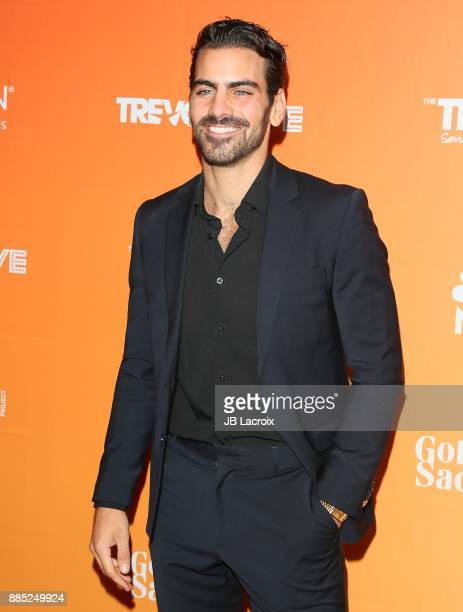 Nyle DiMarco attends The Trevor Project's 2017 TrevorLIVE LA on December 3 2017 in Beverly Hills California